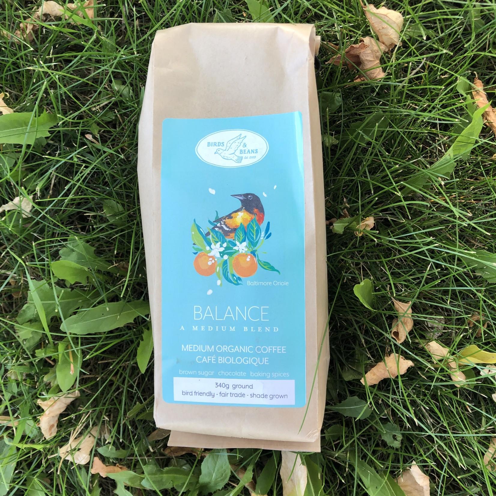 Balance Oriole Medium Coffee - 12 oz