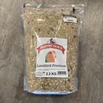Lovebird Premium 4.85 lbs