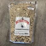 Cockatiel Premium 4.85 lbs