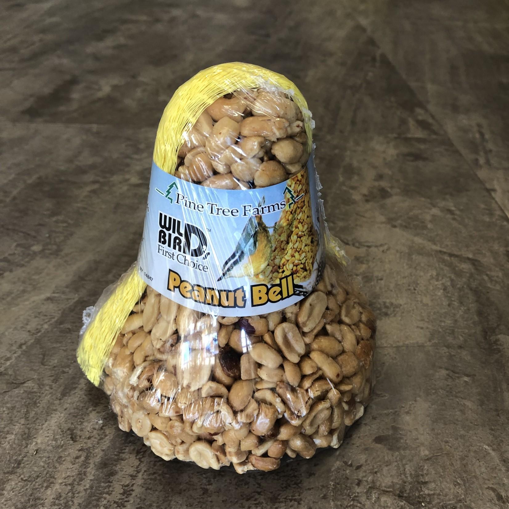 Pine Tree Peanut Bird Bell