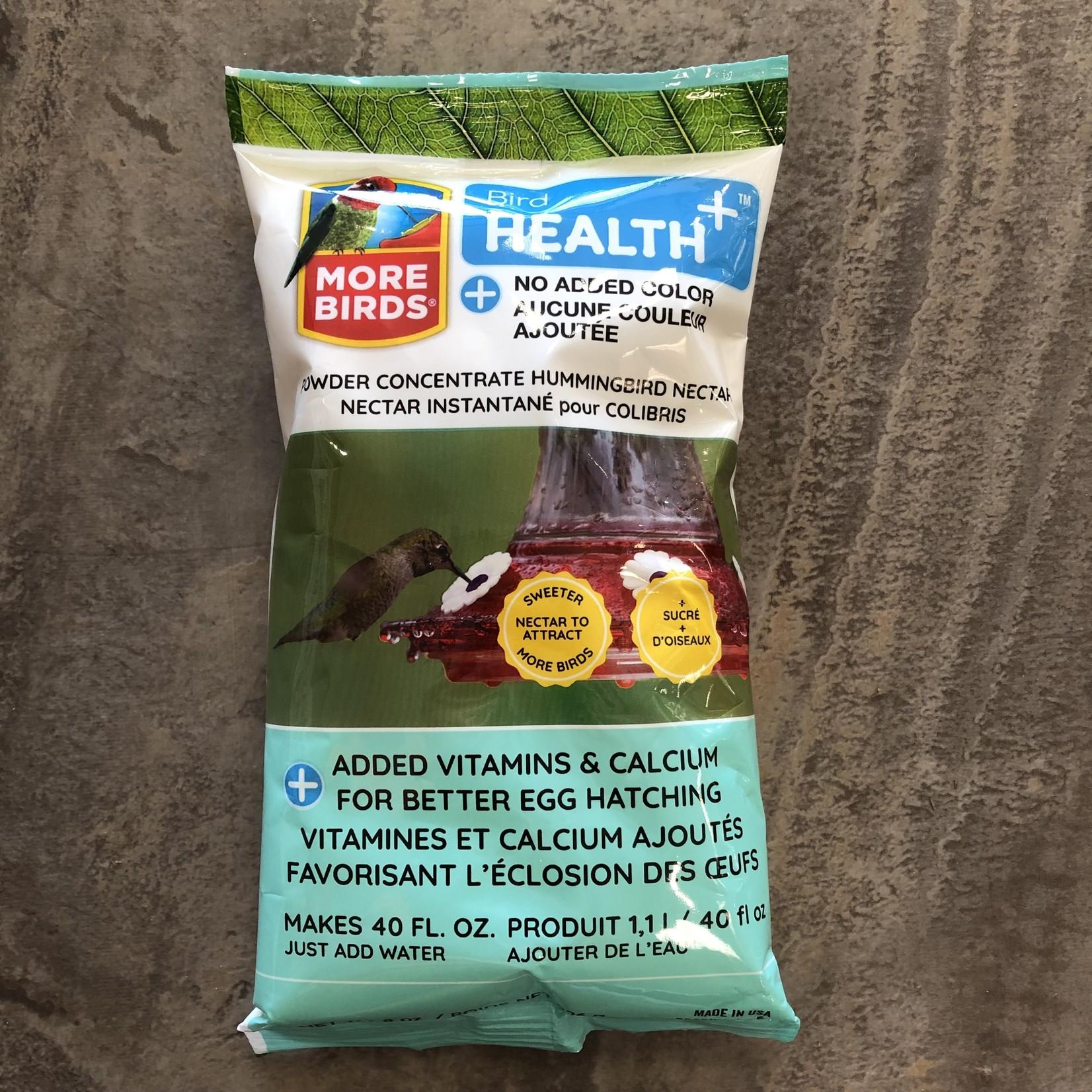 Clear Hummingbird Nectar Powder - 8 oz.