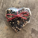 Little Heart Seed Ornament