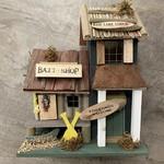 Bass Lake Lodge Bird House