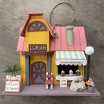 Cupcake Bakery Bird House