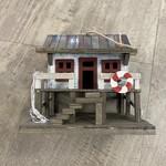 Beach Home Birdhouse