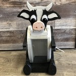 Cow Shaped Feeder