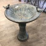 Angelo Concrete Work Ltd Concrete Bird Bath - Michaelangelo