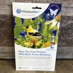 Window Alert Decal - Butterfly