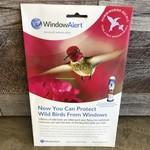 Window Alert Decal - Hummingbird