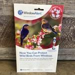 Window Alert Decal - Leaf Medley