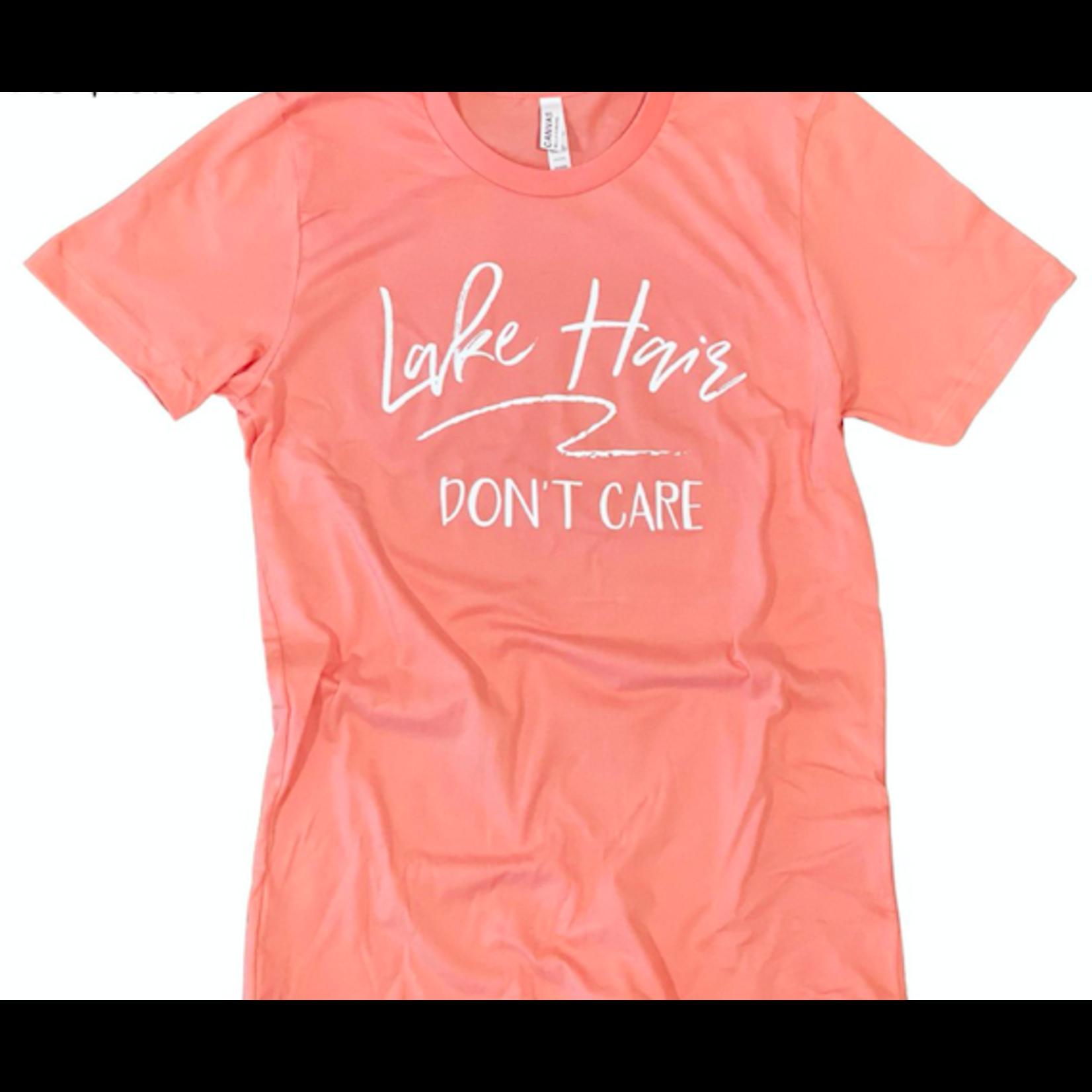 Lake Hair Don't Care