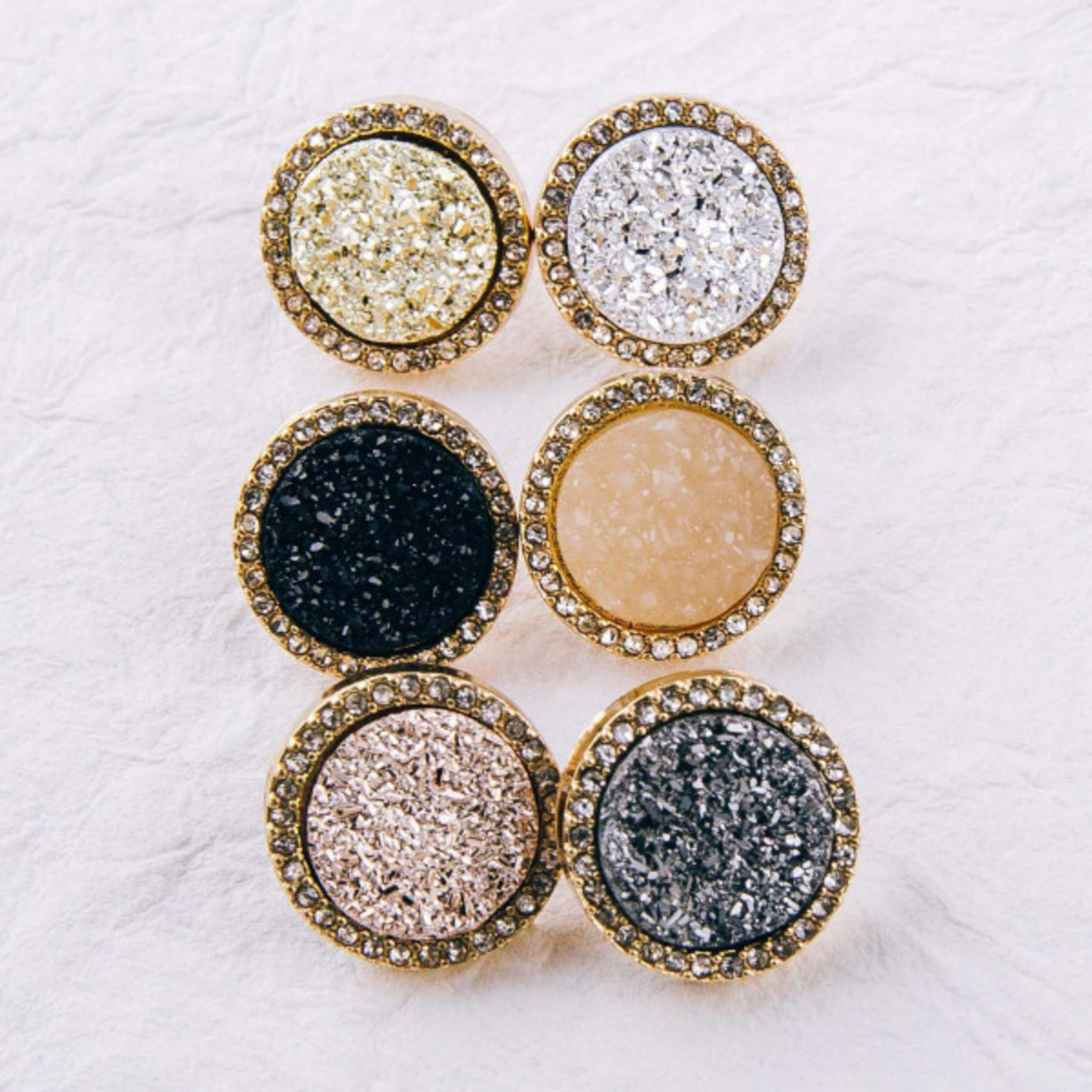 Tell your tale Druzy