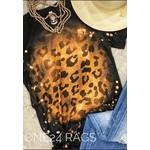Black Cheetah Tee