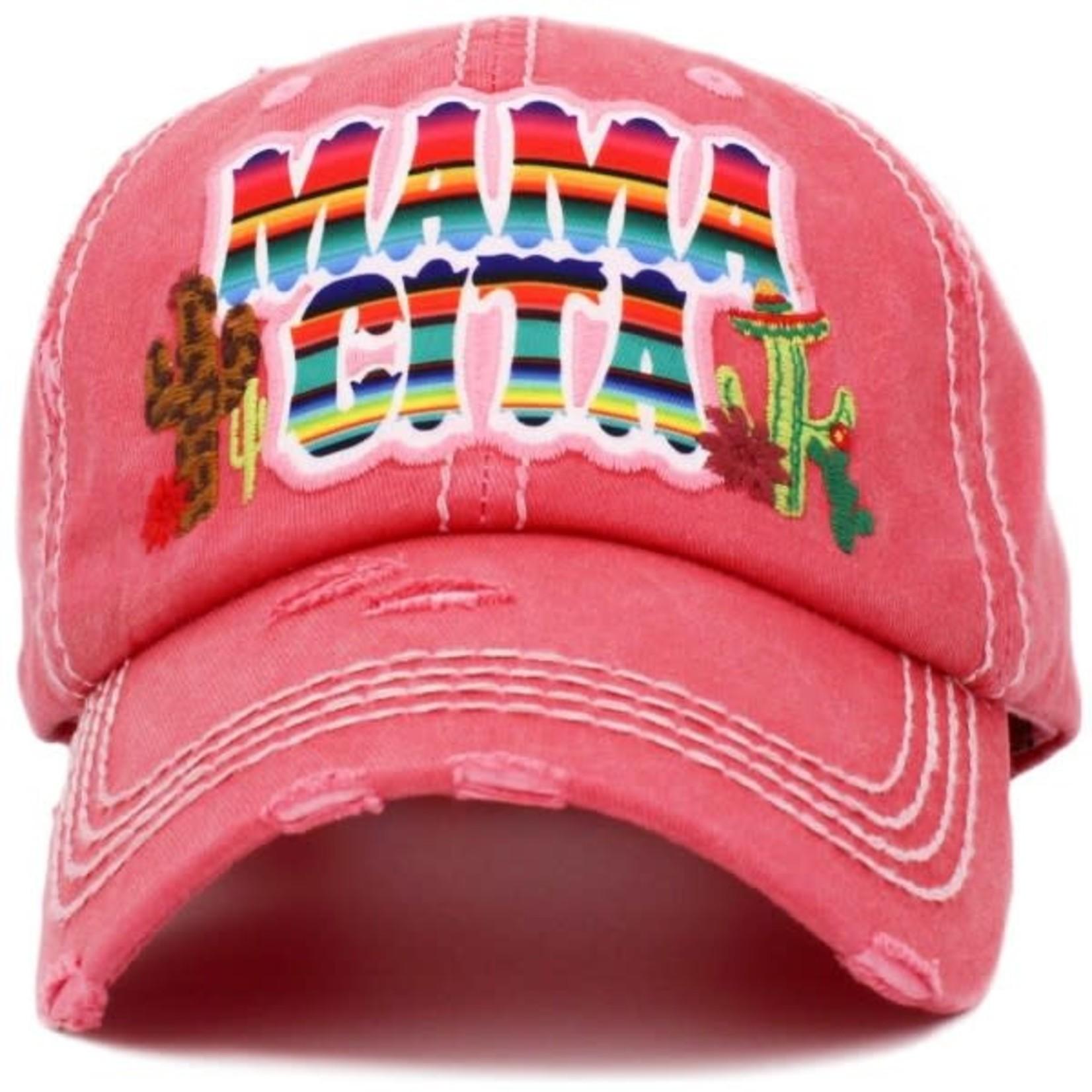 Mamacita Caps