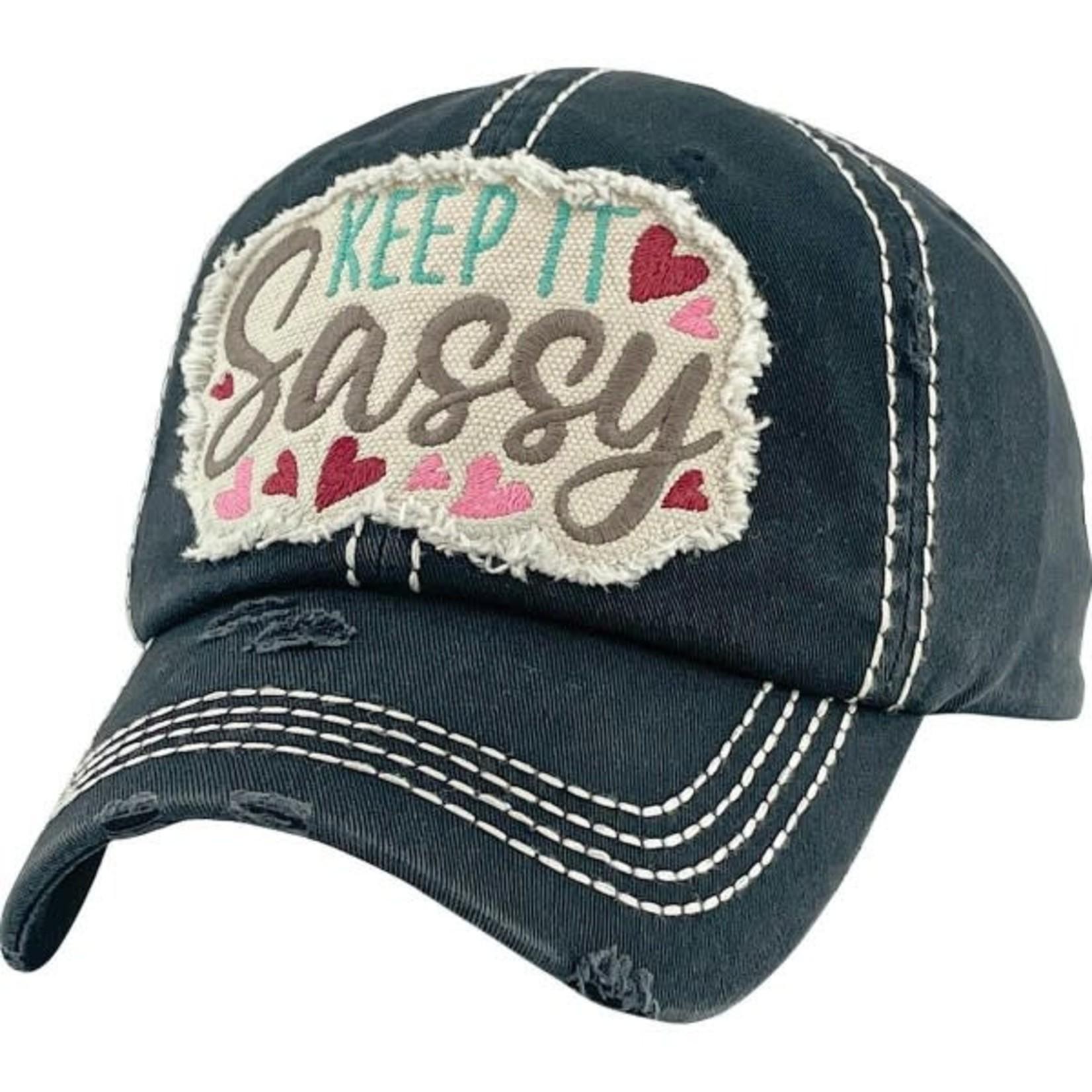 Keep it Sassy Cap