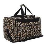 """NGil Cheetah NGIL Duffle Bag 20"""""""