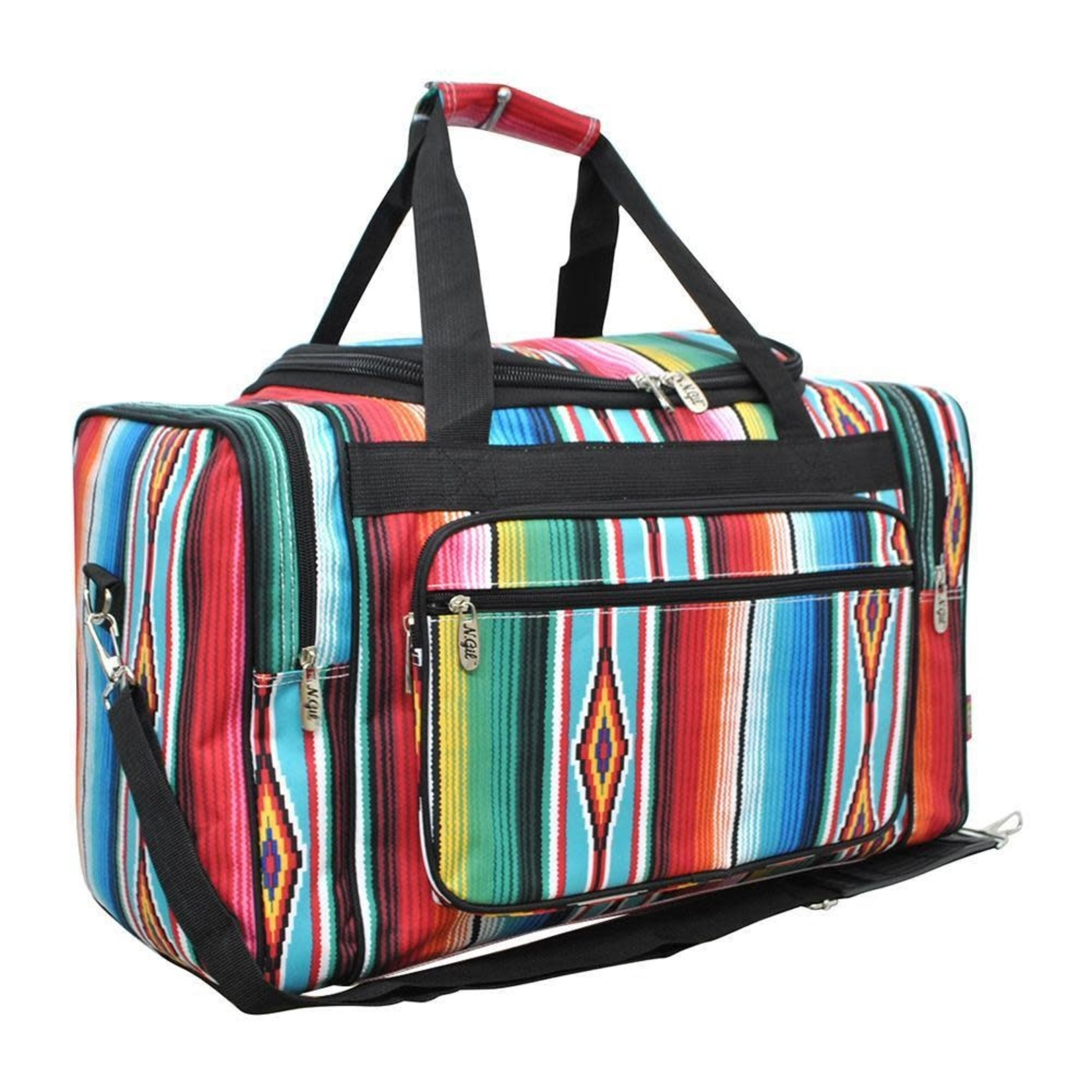 """Serape NGIL Duffle Bag 20"""""""