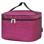 Hot Pink Glitz and Glam Train Case