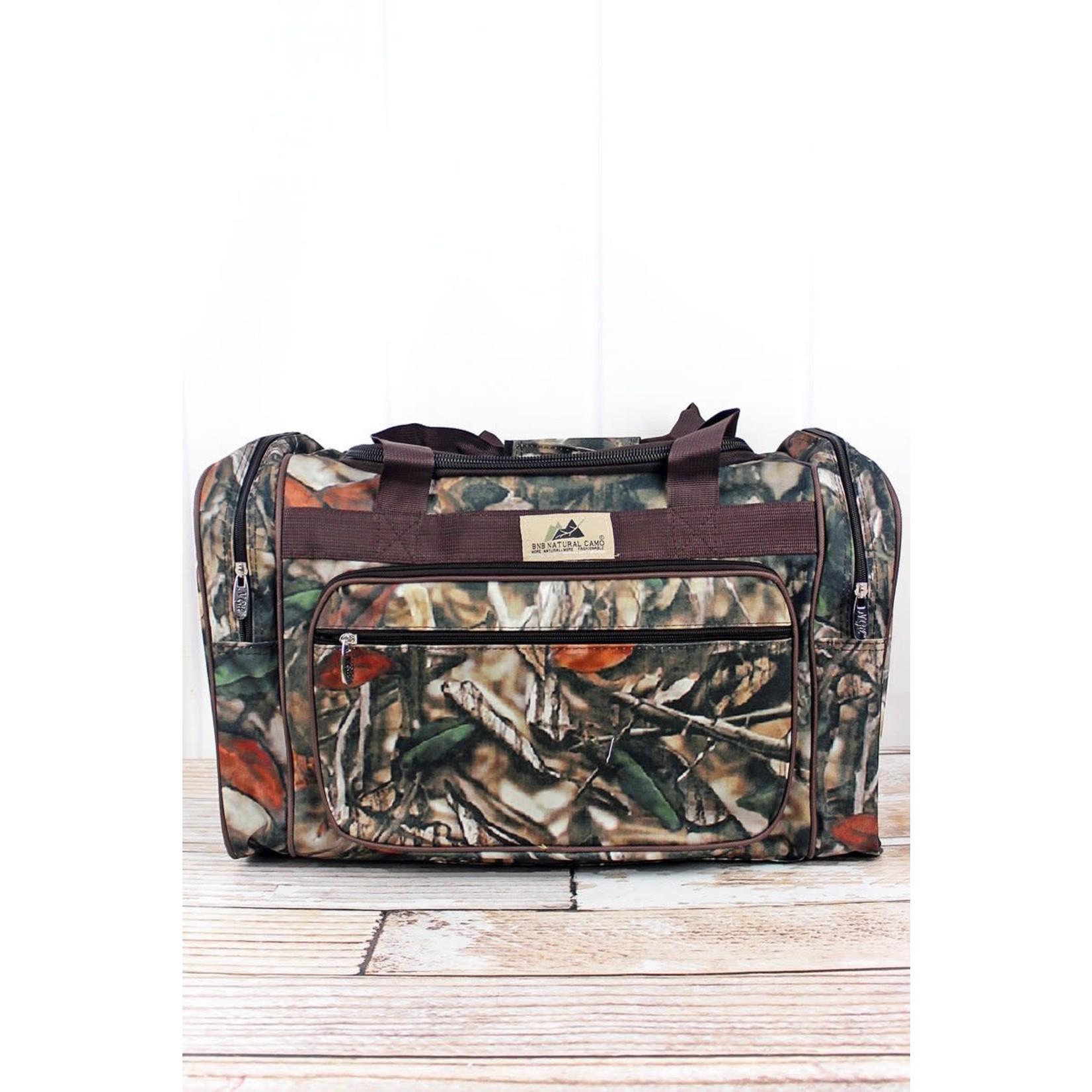 """Camo Duffel Bag 20"""""""