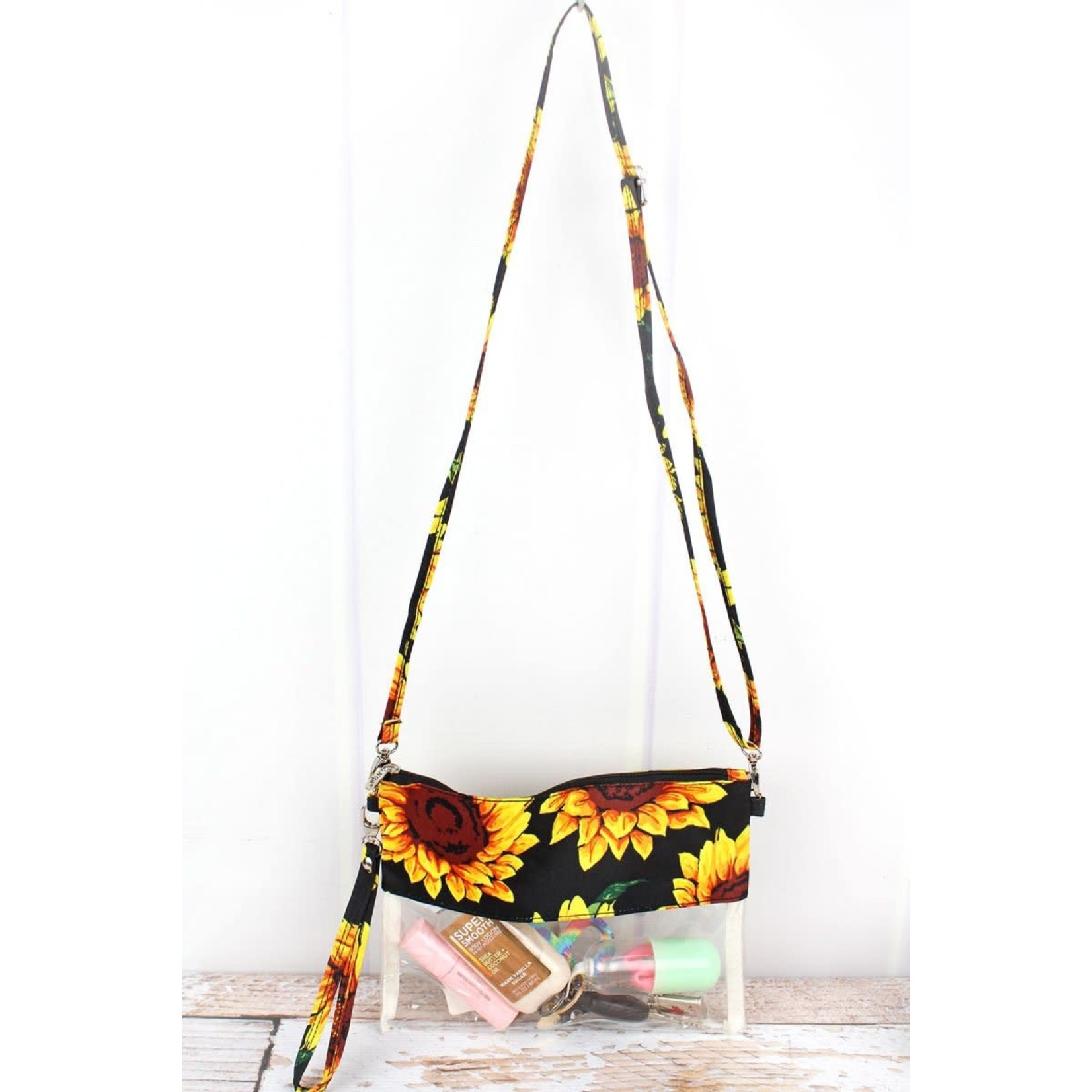 Sunflower Stadium Bag