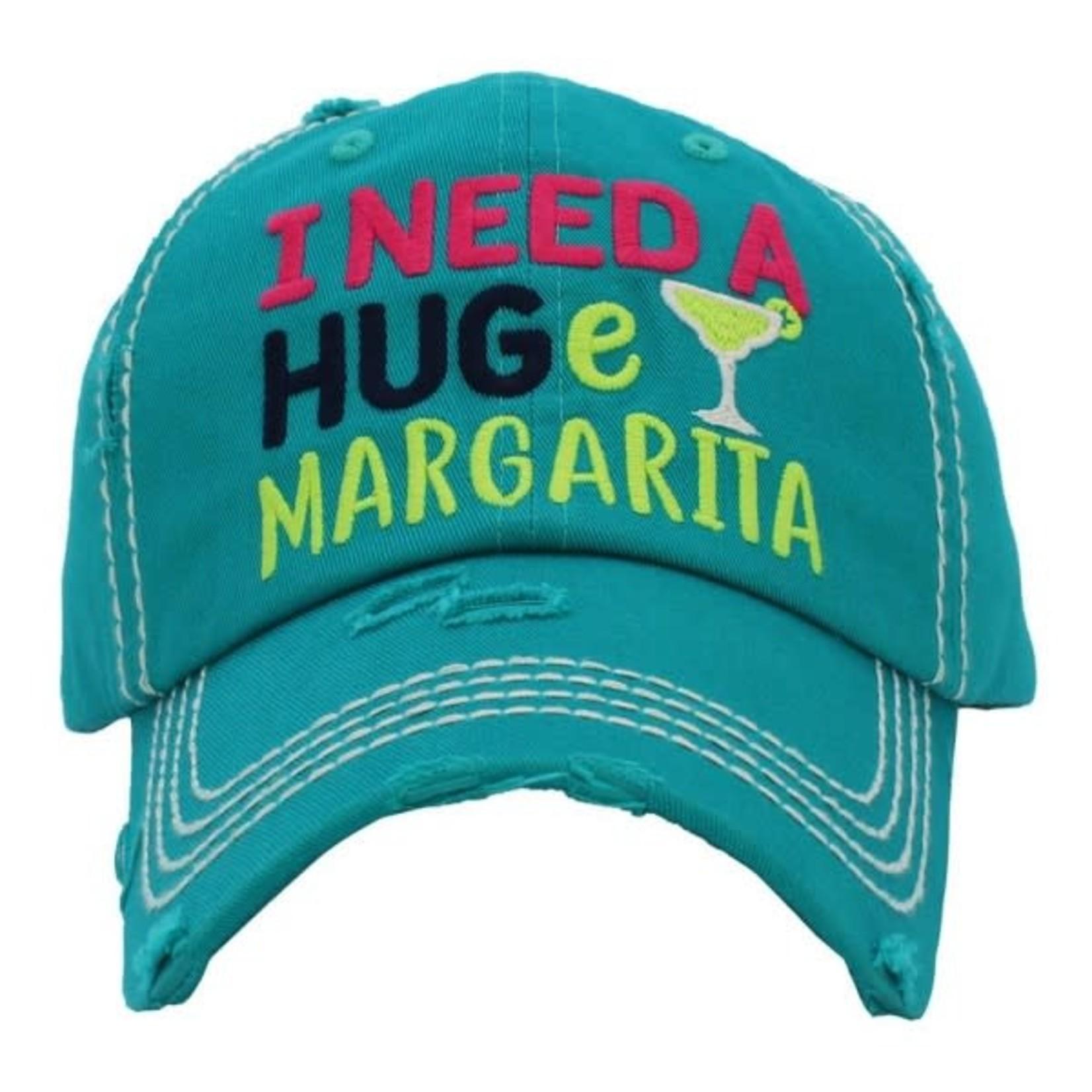 Turquoise Margarita Cap