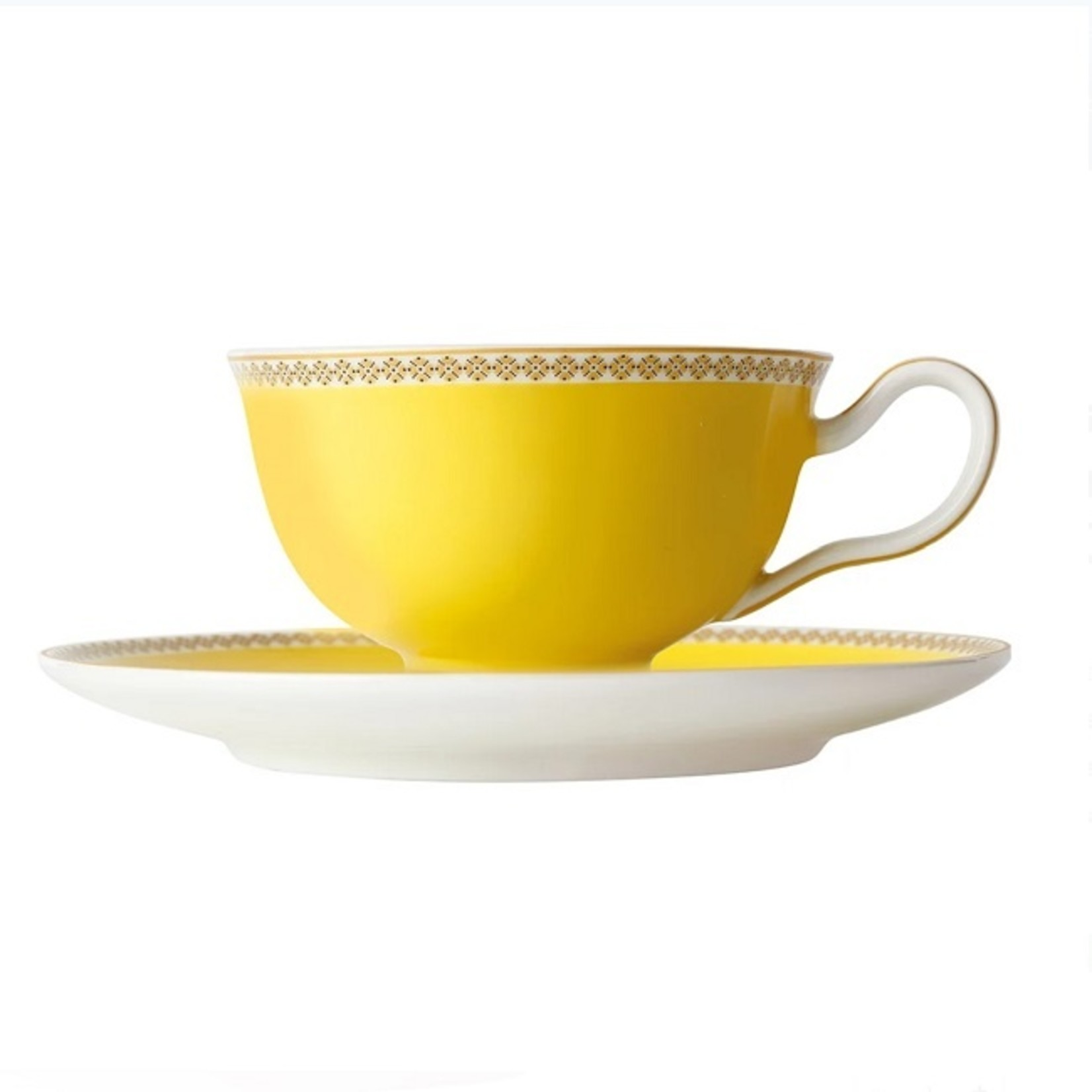 Page&Co. Maxwell & Williams Teas & C's Contessa Cup & Saucer Yellow