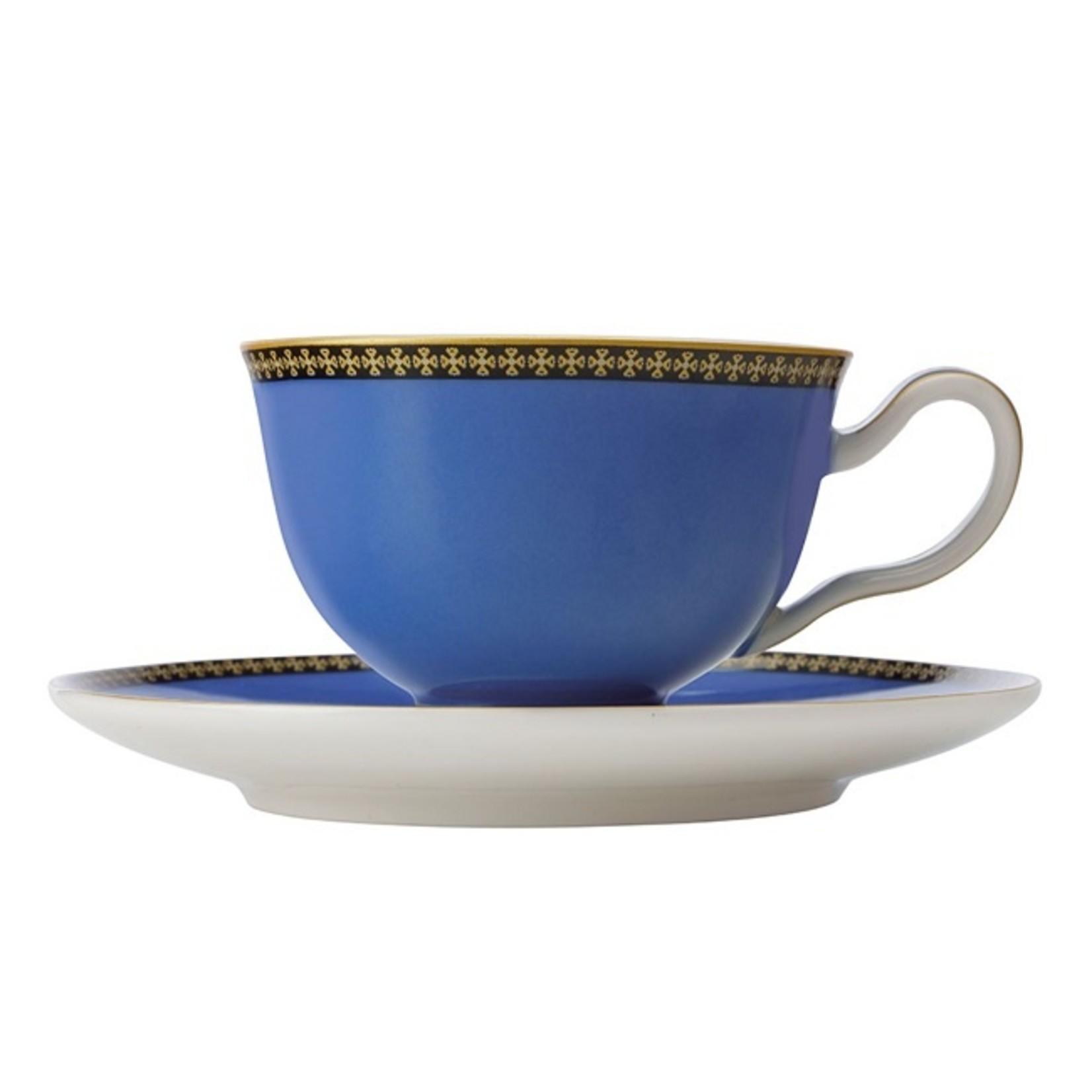 Contessa Cup & Saucer Blue