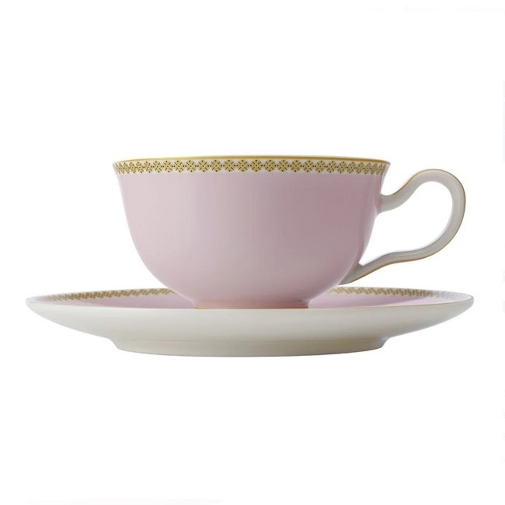 Page&Co. Contessa Cup & Saucer Rose