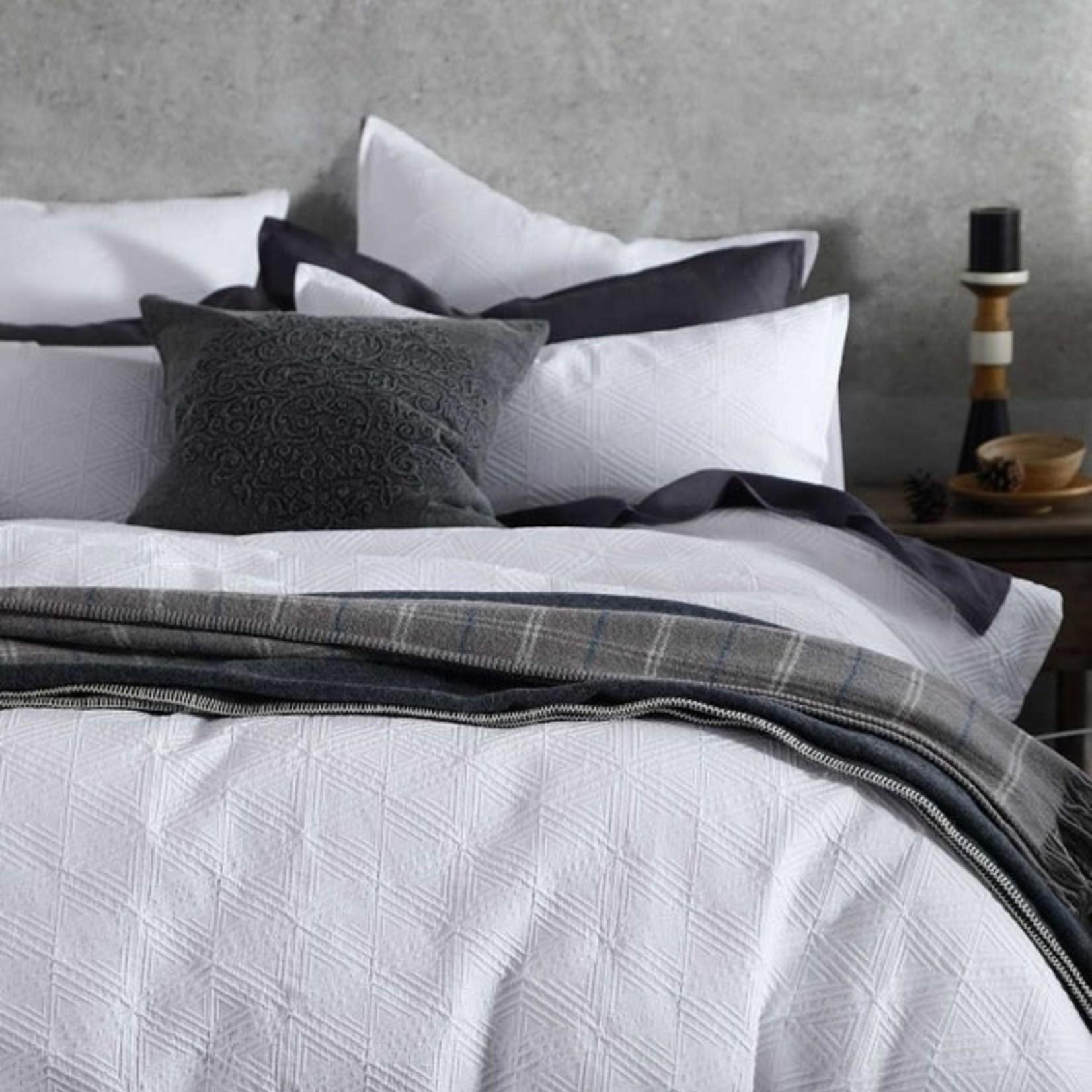 MM Linens TAIKA Oxford Pillowcover Set