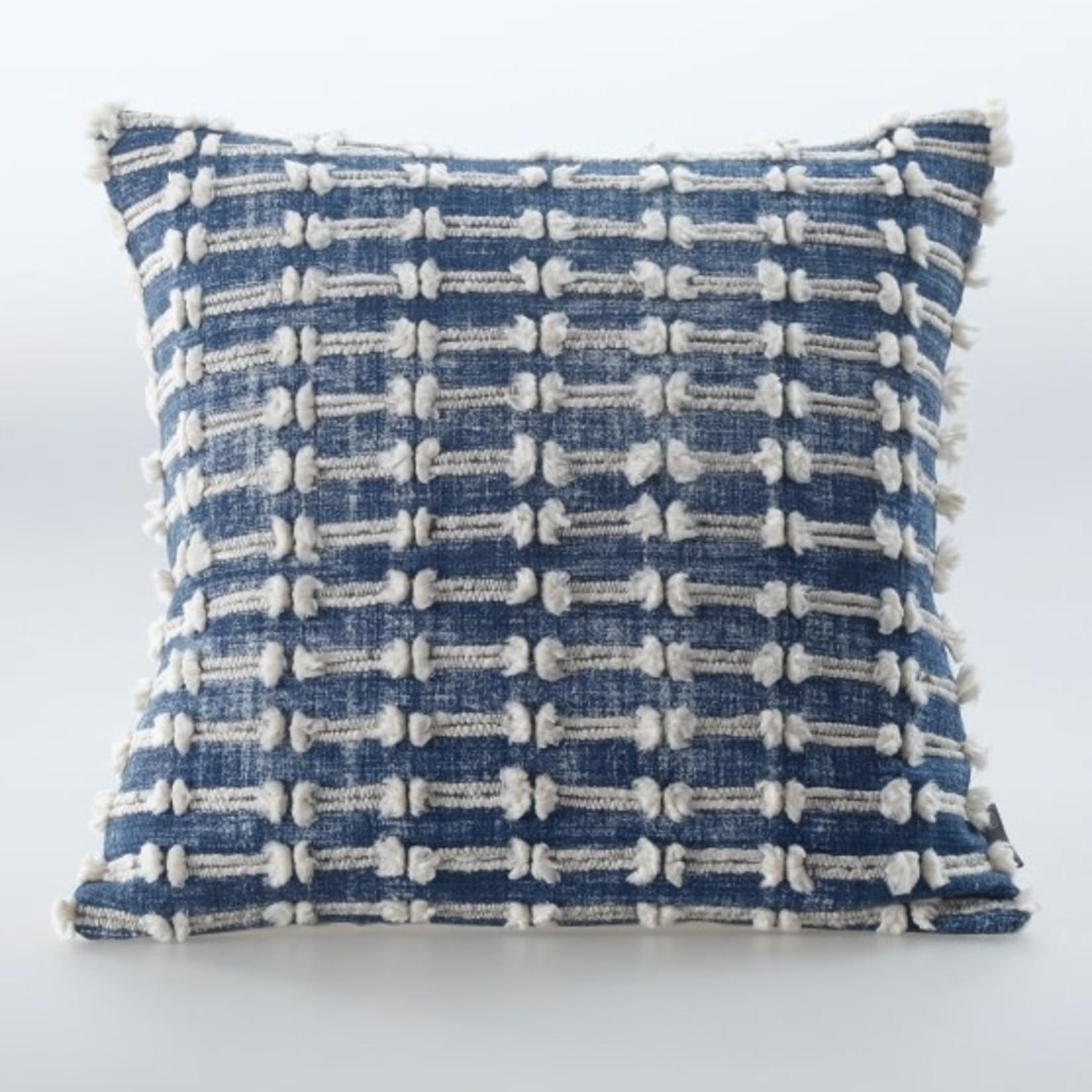 MM Linens SINTRA Cushion Navy