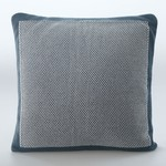 MM Linens MOSS Cushion Bluestone (50cm)