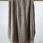 MM Linens MOCHA Throw