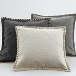 MM Linens Mero Tweed Cushion
