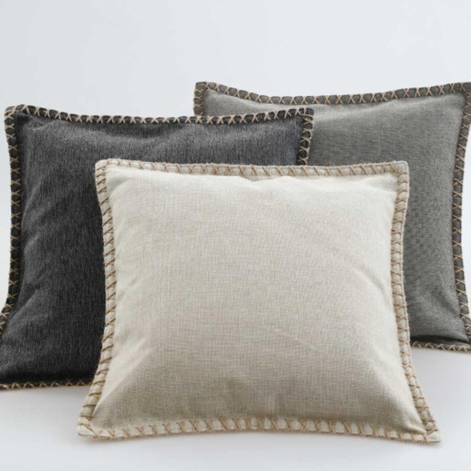MM Linens Mero Tweed Cushion (50cm)