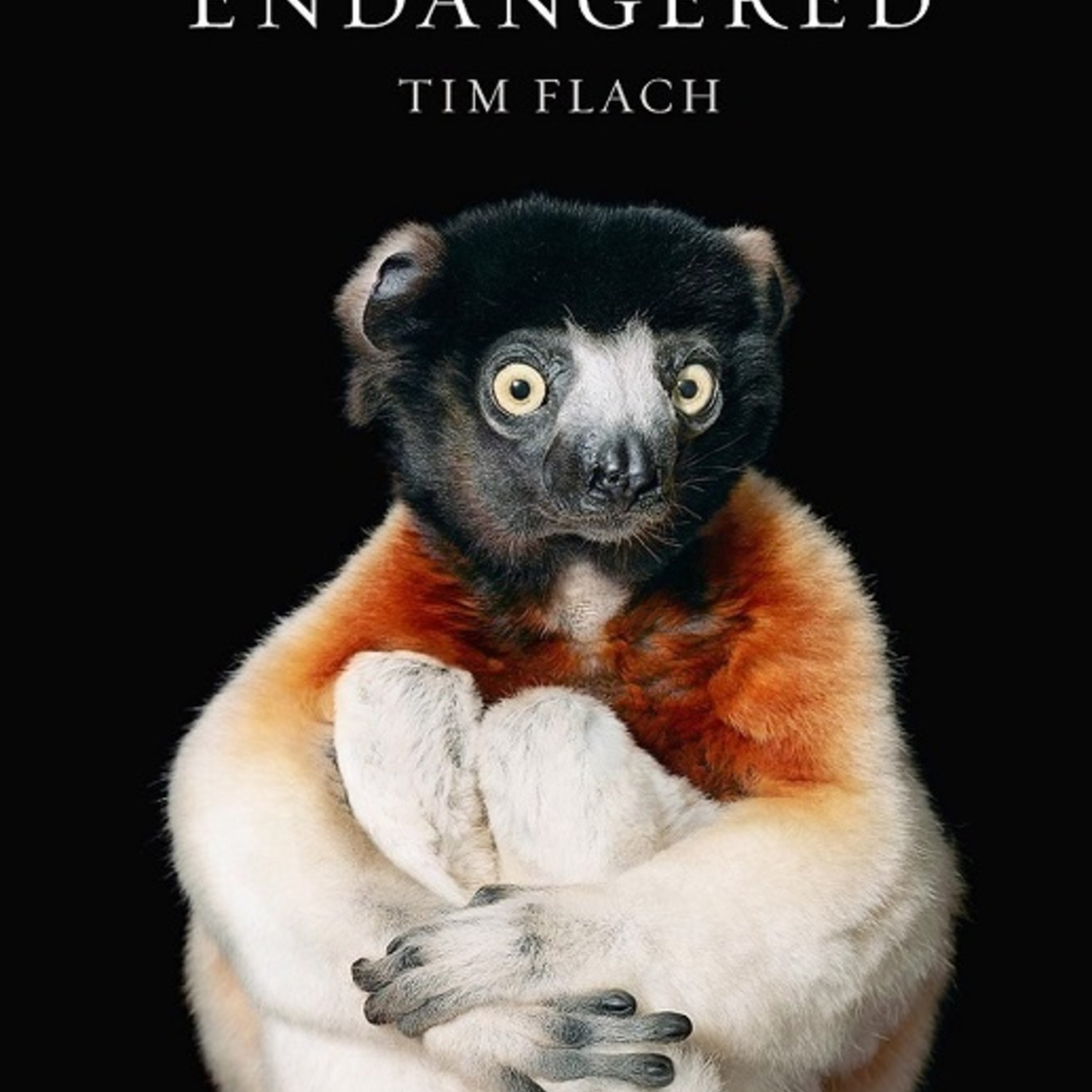 Endangered - (Coffee Table Book)