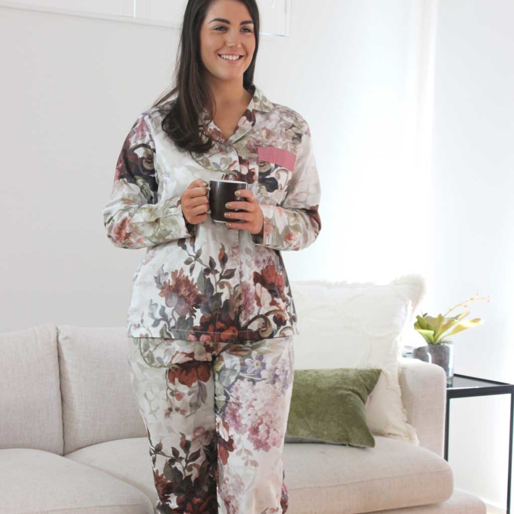 MM Linens LIZZY Pyjamas- L/XL