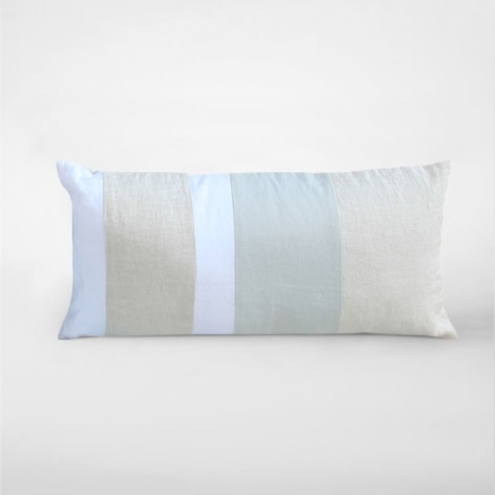 MM Linens Linen Panel Cushion