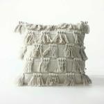 MM Linens FRINGE Cushion