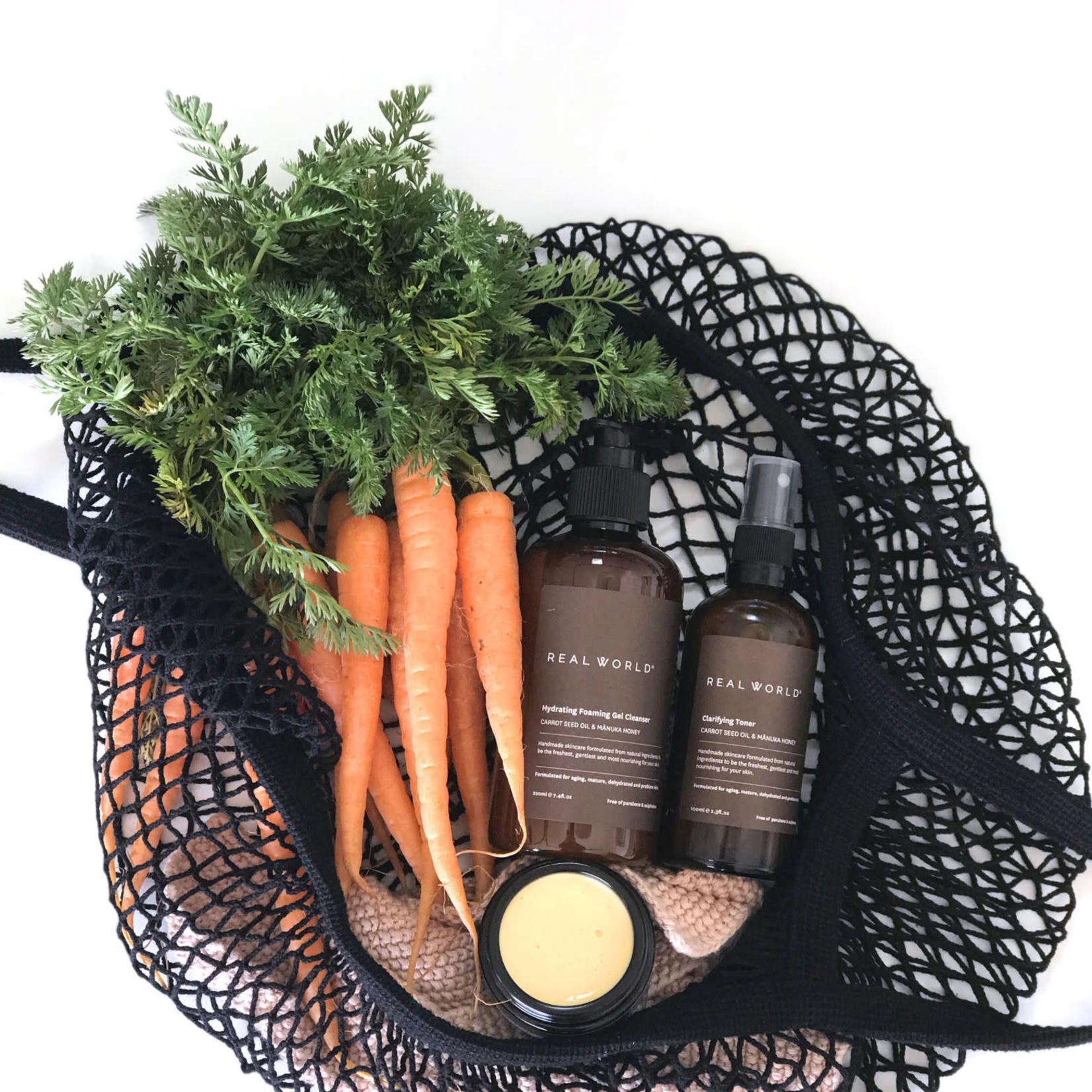Real World Carrot Seed Oil & Manuka Honey Face Cream