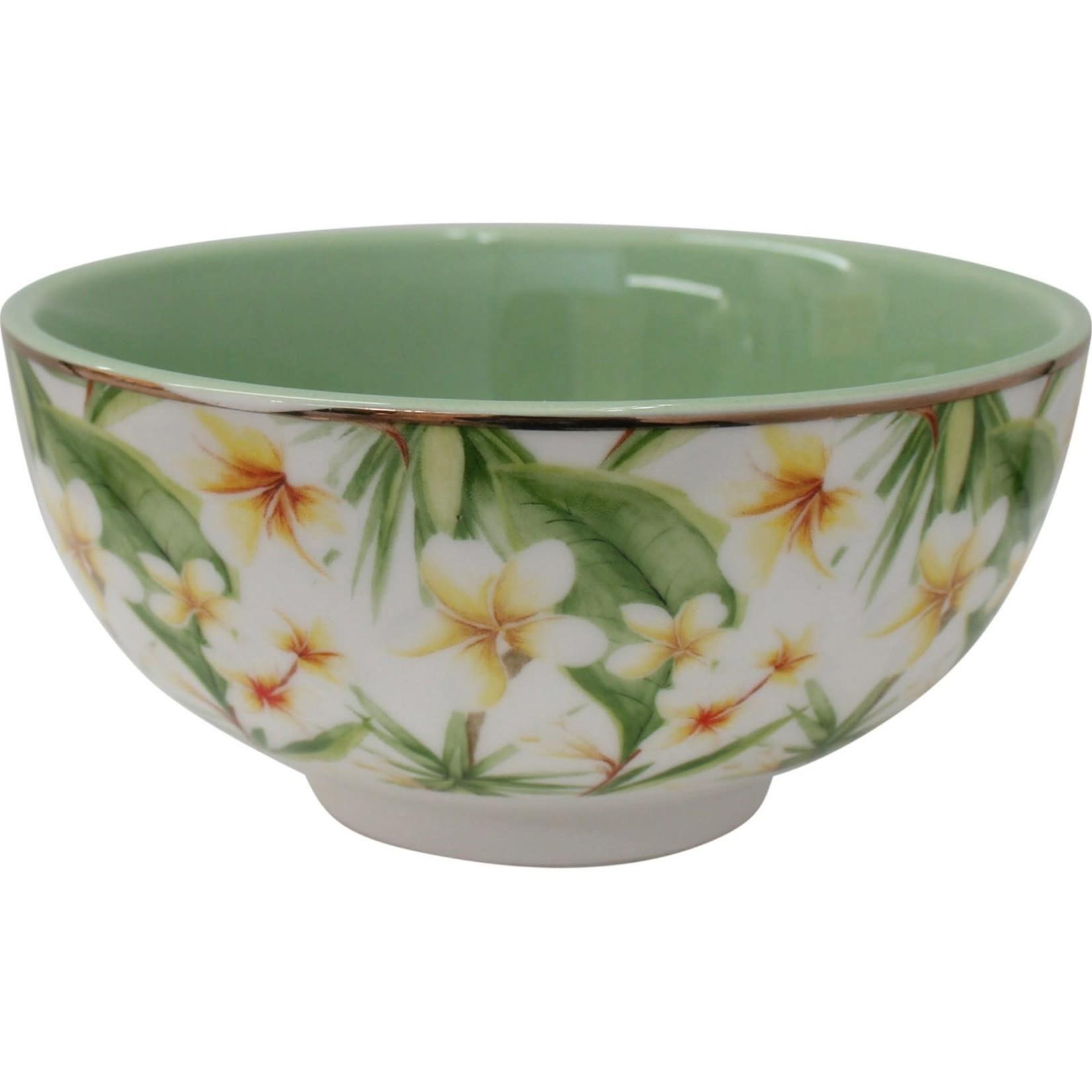 Bowl Frangipani