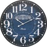 LaVida Clock De La Tour Navy 58cm