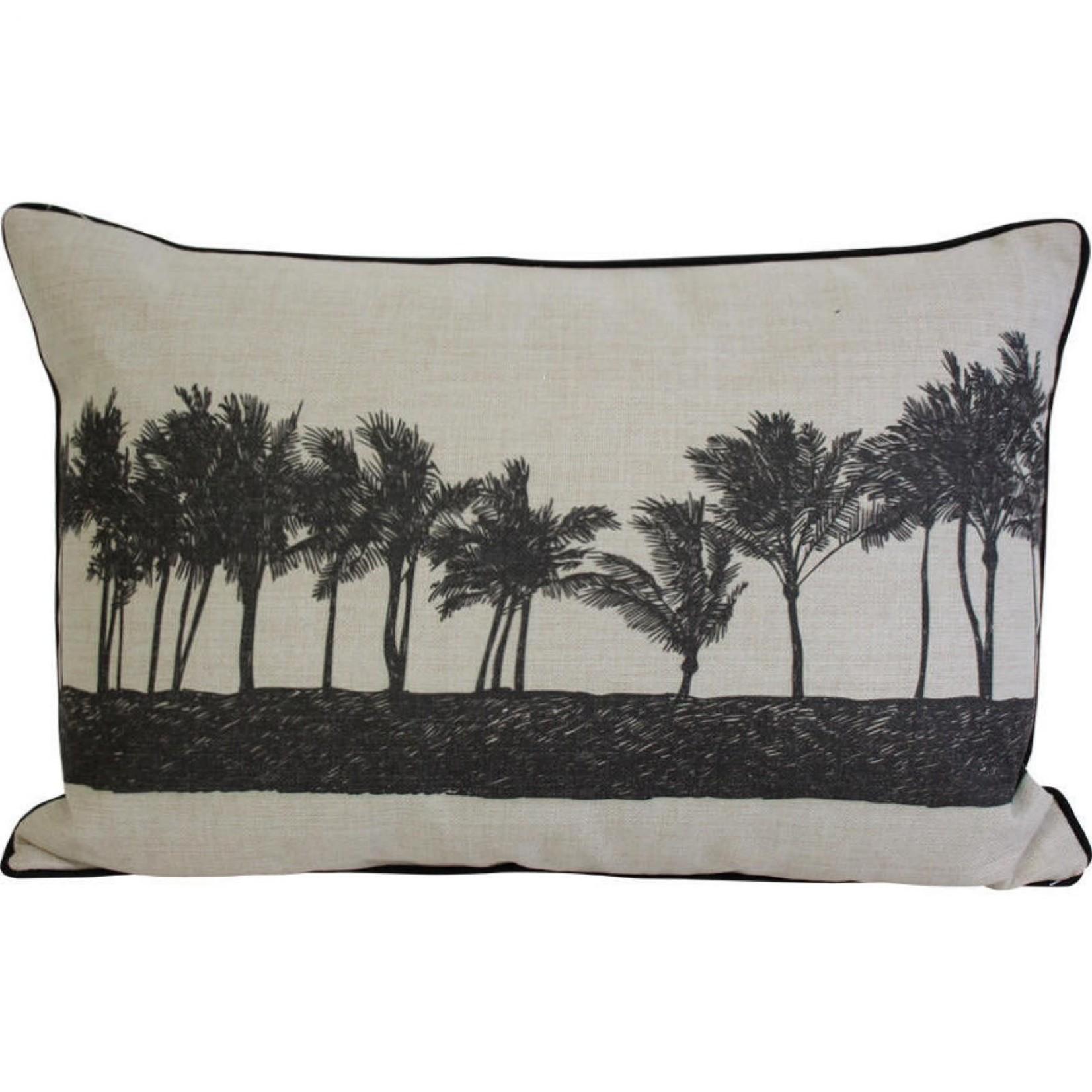 LaVida Cushion Palm Row