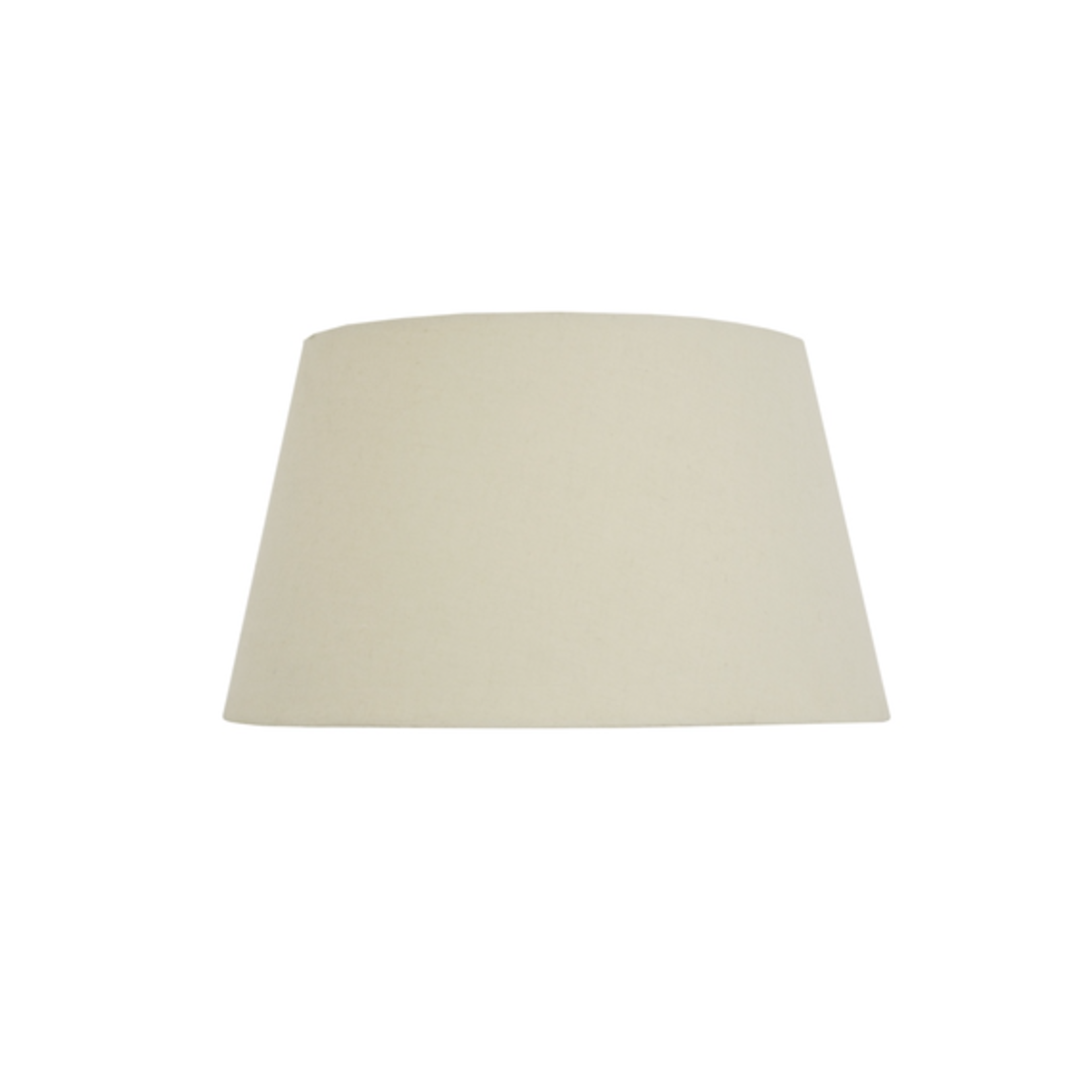 CC Interiors Oatmeal Tapered Drum Lampshade