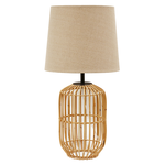 CC Interiors Pacifica Rattan Table Lamp