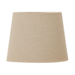 CC Interiors Raw Linen Tall Drum