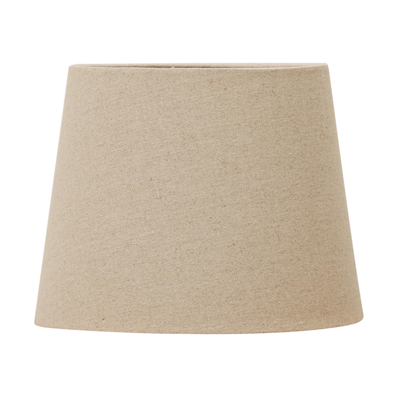 CC Interiors Raw Linen Tall Drum