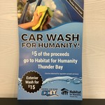 Car Wash Ticket