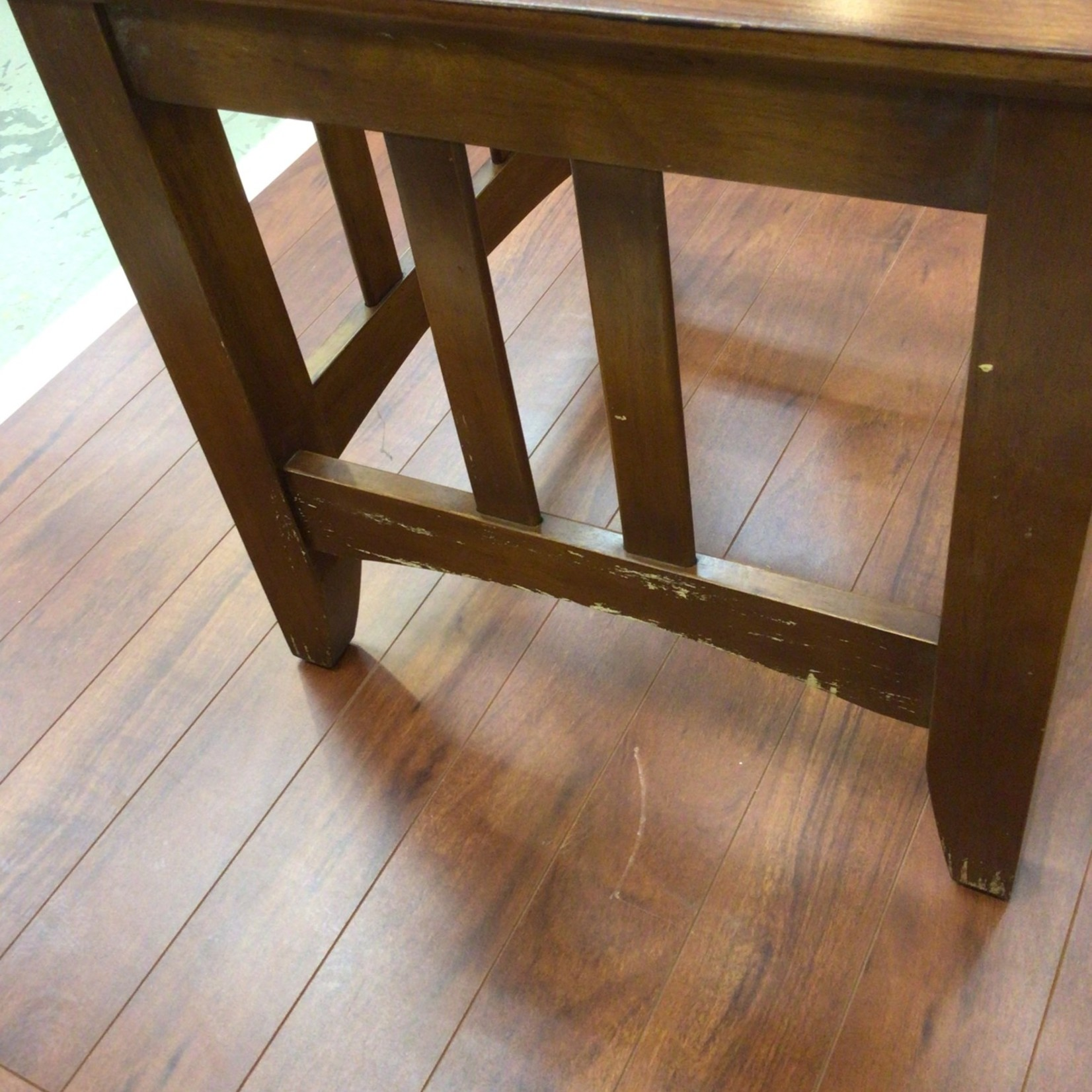 Night Stand with glass on top