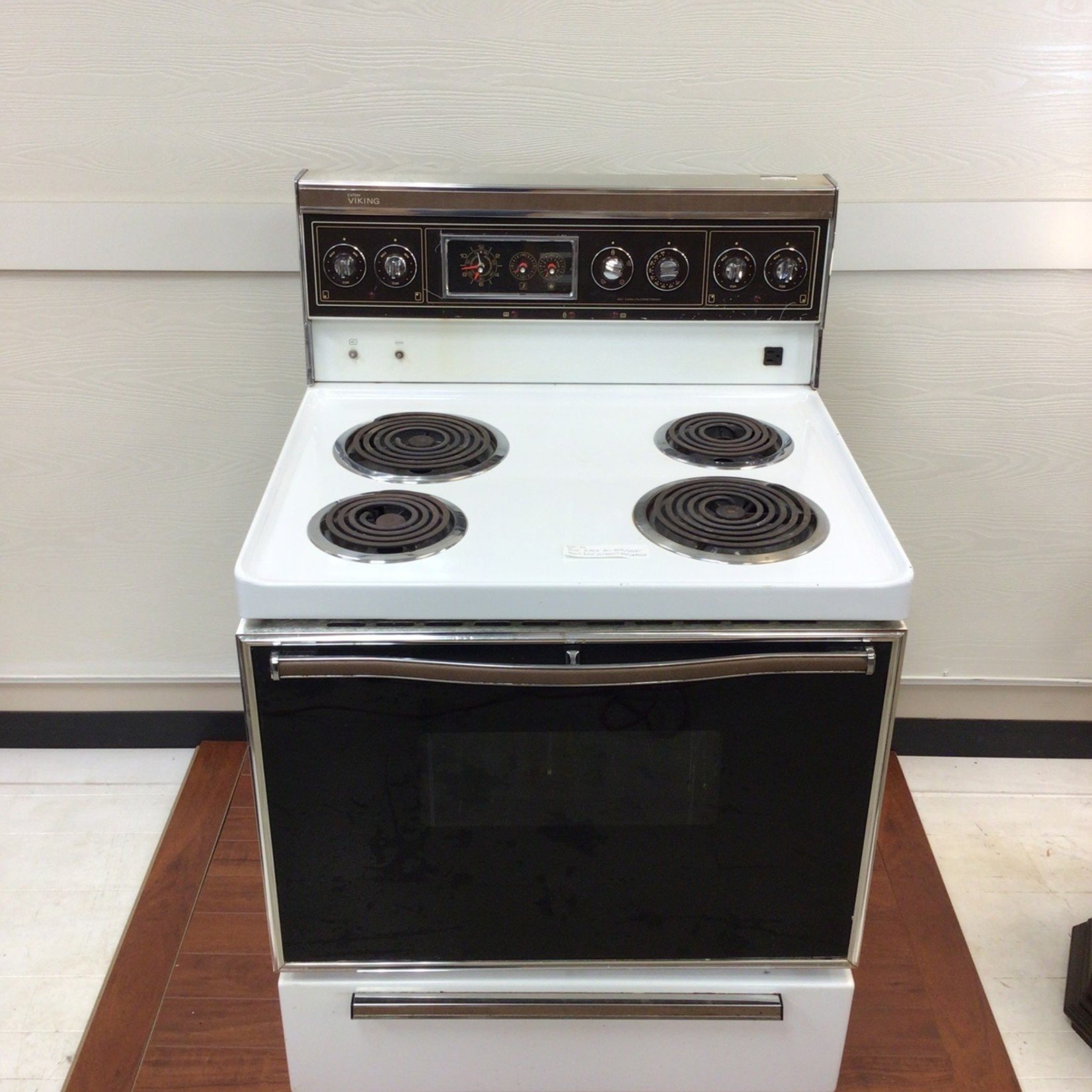 Tested Stove