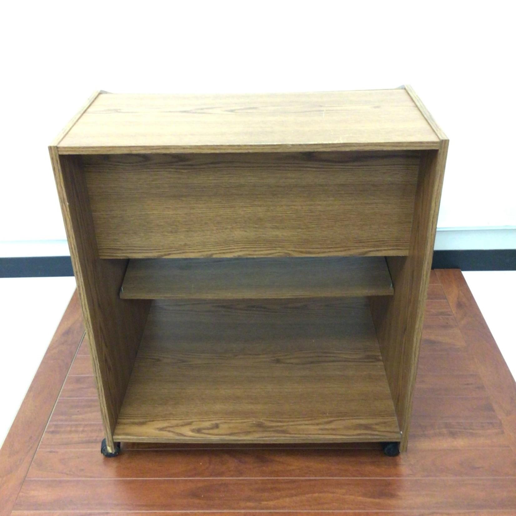 Adjustable Compartment Sliding Desk